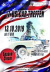 17.US Car Treffen in Dorsten 13.10.2019