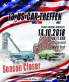 US Car Season Closer in Dorsten am 14.10.2018